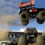 Demon Energy Biggest Baddest Monster Truck FMX & Stunt Tour! checl it out its awesome!
