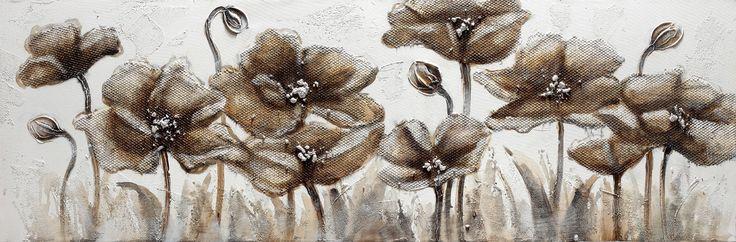 Dipinto art. z444 65x150 - Original paintings, Nature, Art and images - Bubola & Naibo