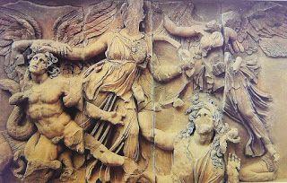 Η ΛΙΣΤΑ ΜΟΥ: Ελληνική μυθολογία, η πρώτη καταγεγραμμένη ιστορία...
