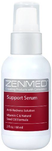Rosacea and redness treatment! ZENMED Support Serum I have a .33 oz tube from BB Brande