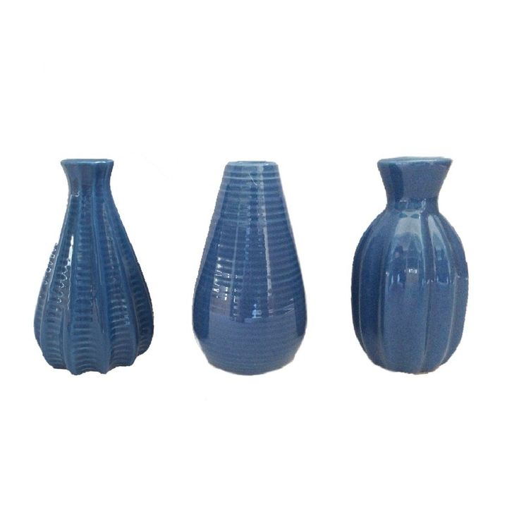 SEASIDE vase (set of 3)