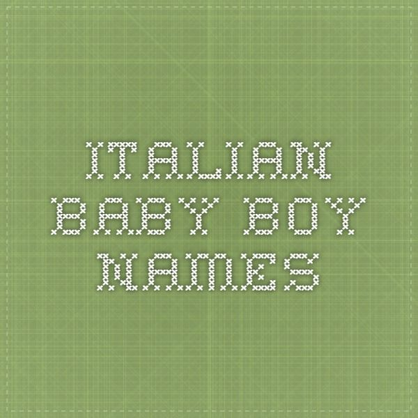 Italian Boy Name: Best 25+ Italian Baby Showers Ideas On Pinterest