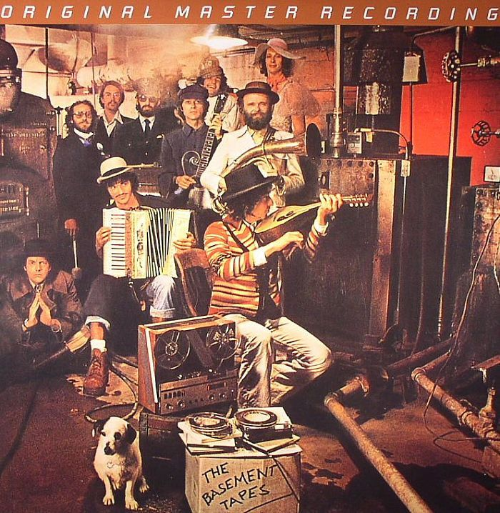 Awesome The Basement Tapes Bob Dylan Part - 14: Bob Dylan - The Basement Tapes On Numbered Limited Edition 180g 2LP From  Mobile Fidelity