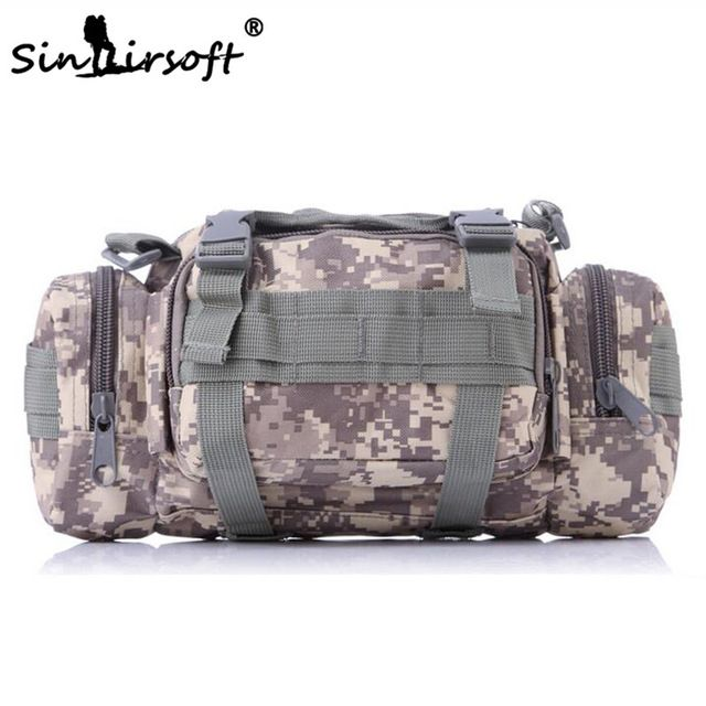 Check it on our site High Quality Outdoor Military Tactical Backpack Waist Pack Waist Bag Mochilas Molle Camping Hiking Pouch 3P Bag G#J6 just only $16.06 with free shipping worldwide  #sportsbags Plese click on picture to see our special price for you