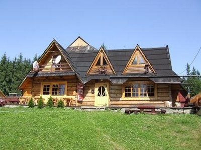 Houses in Poland