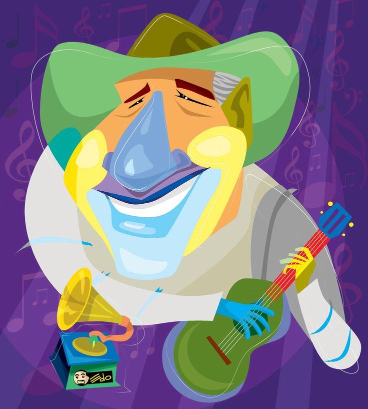 Simón Diaz. Cantante y compositor venezolanoDescanses Tío, Descan Tío, Simón Díaz, Tío Simóndíaz, Nuestro Genio, Genio Más, Más Querido, Tio Simon, Al Tío