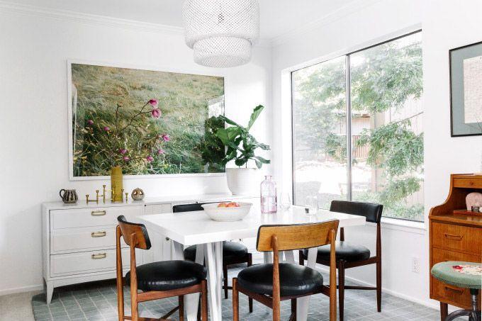 Una casa femenina y una reforma espectacular · A feminine home and an amazing makeover