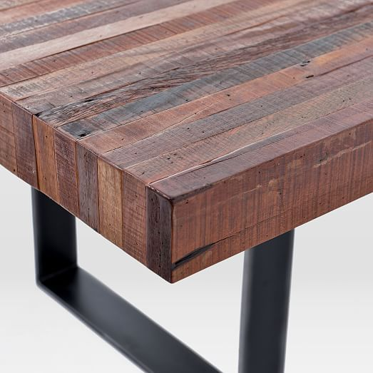 Rustic Patina Dining Table WE $2500