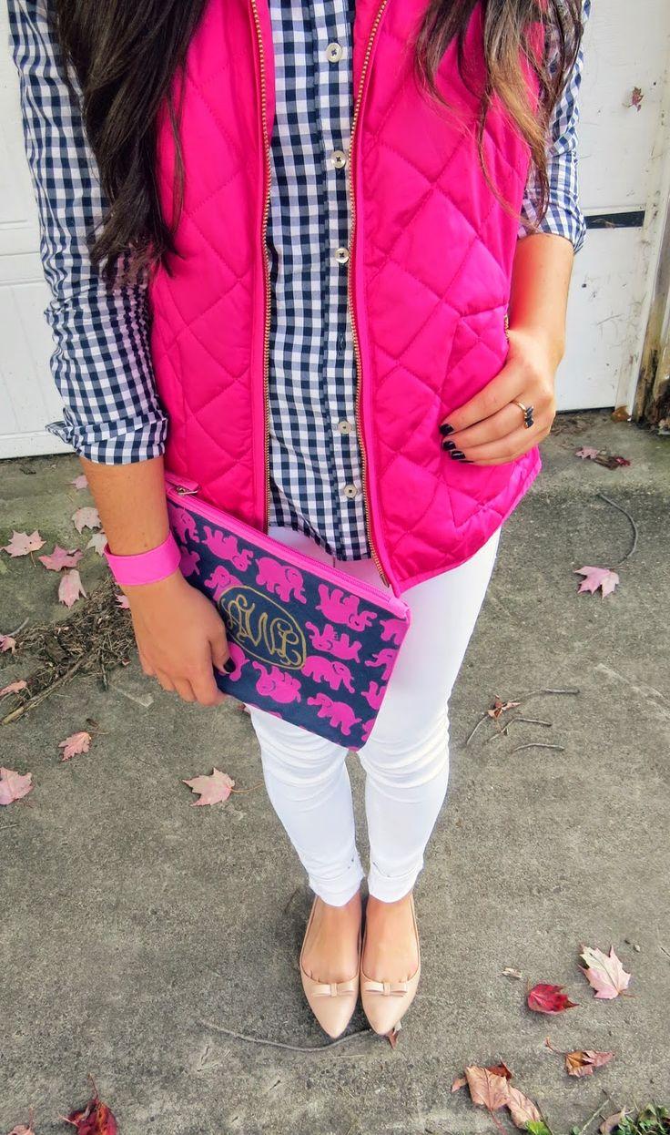 Belleoftheball45: Styling Puffer Vests 4 Ways