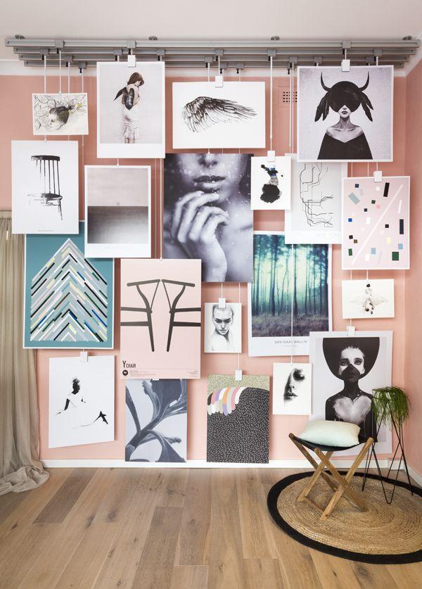 Gallery Wall Idea | Adore Home