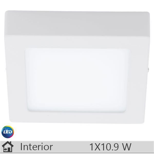 Plafoniera LED iluminat decorativ interior Eglo, gama Fueva, model 94073 http://www.etbm.ro/eglo
