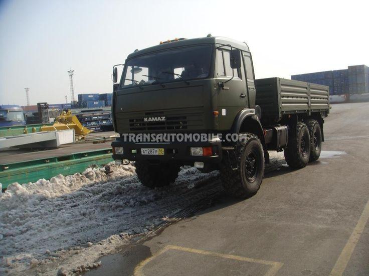 Trucks Flatbed Kamaz 43.114 6X6 https://www.transautomobile.com/en/export-kamaz-43-114/1253?PI