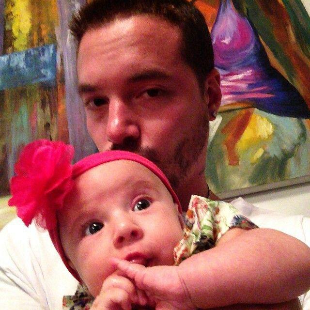 Jose Balvin y Samantha