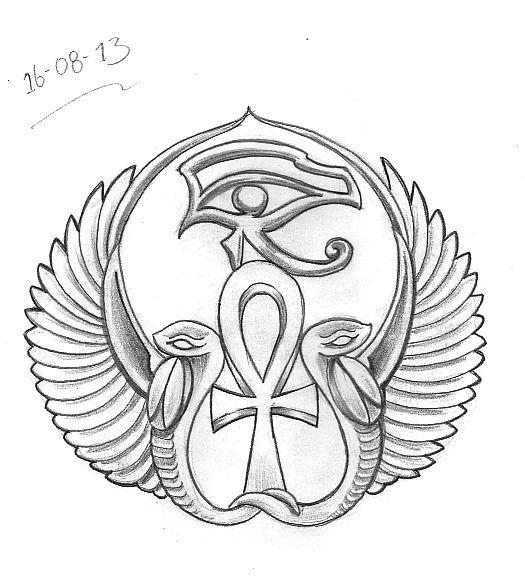 egyptian tattoo - Google Search