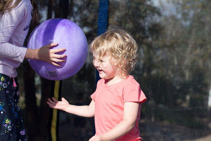 Trampoline Fun #trampoline #oztrampolines #play #outdoorplay #kids #parenting