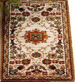 Nain rug making kit 68 x 137cm - with chart and plain canvas