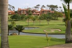 San Lameer Golf Course, beautiful course very difficult. Played December 2011.