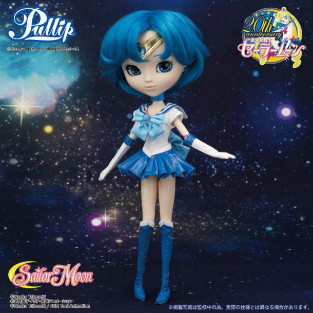 P-136 Pullip Sailor Mercury Sailor moon Groove Doll | Dolls & Bears, Dolls, By Brand, Company, Character | eBay!