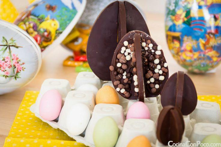 Na Wielkanoc od Lekue - wielkanocna forma do czekolady dostępna na FanbrykaForm.pl