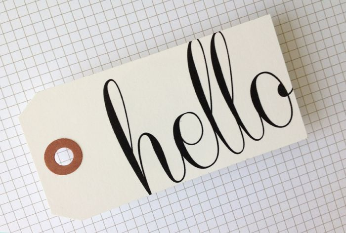 TUTORIAL | How to print on non-traditional paper items. Journaling cards, tags, book pages, paper bags...you name it.