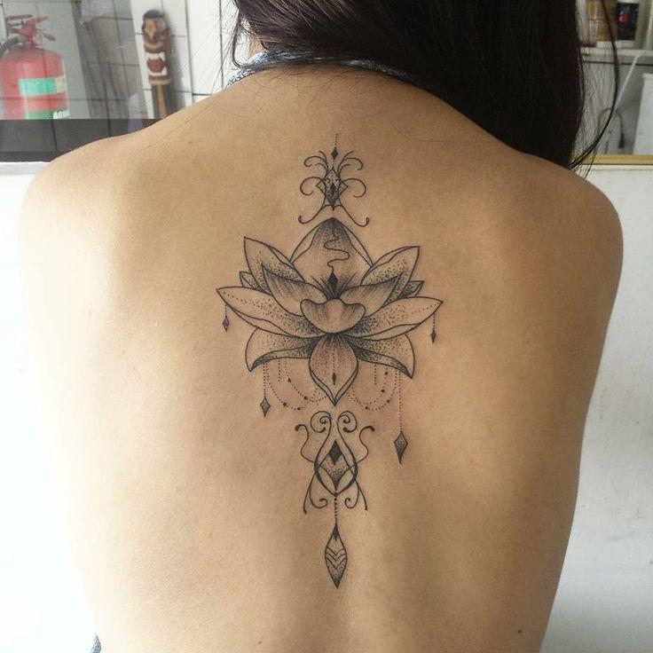 lótus tattoo