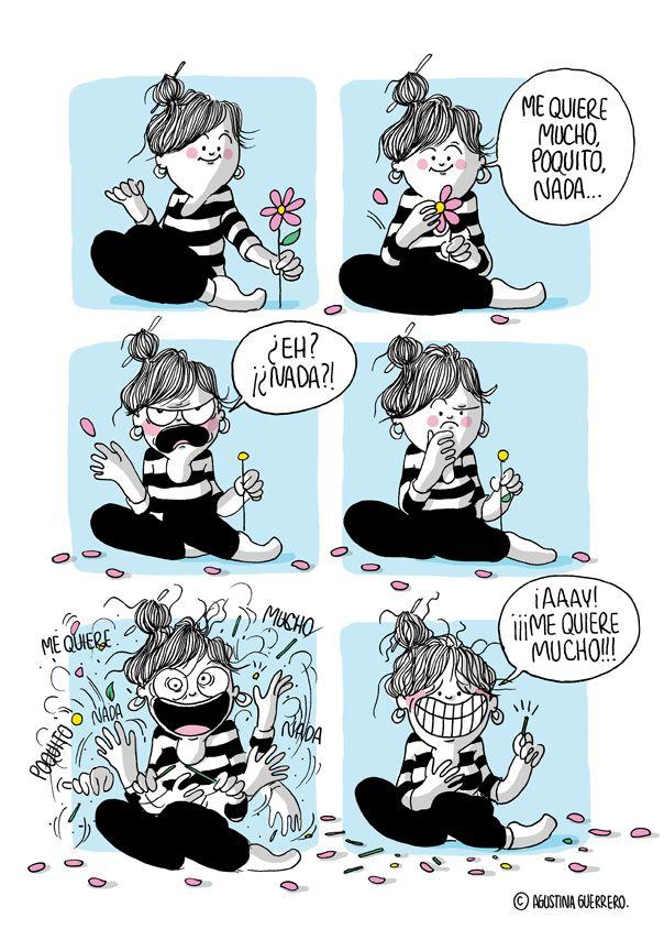 """Me quiere"" http://guerreroagustina.blogspot.fr/"