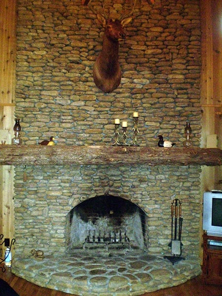 old stone fireplace. old stone wood burning fireplaces 217 best Fireplaces using images on Pinterest  Architects