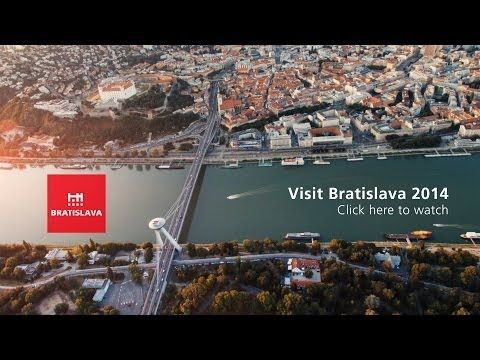 Bratislava is a wonderful city to visit all year round! The Beauty on the Danube – as it is often called – offers many great attraction and lovely experiences to its guests. Admire the view of the city from the sky in this great video and let yourself get inspired to come explore on your own feet. #Bratislava #Slovakia
