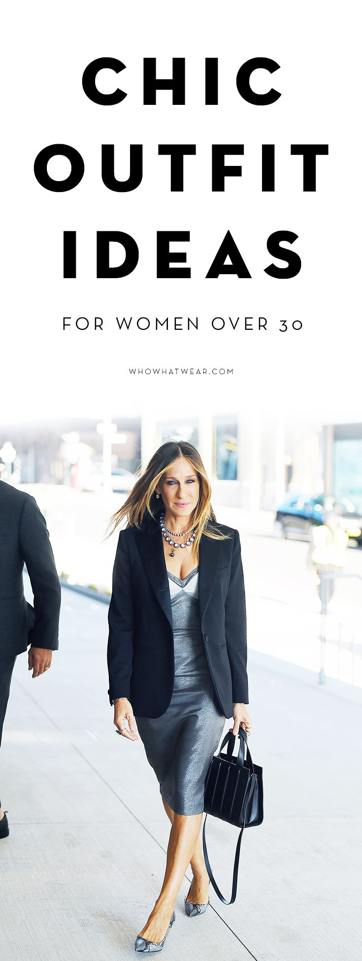 The new york vanity was named perfectly it has that city chic look - 5 Chic Outfit Ideas For Women Over Age 30