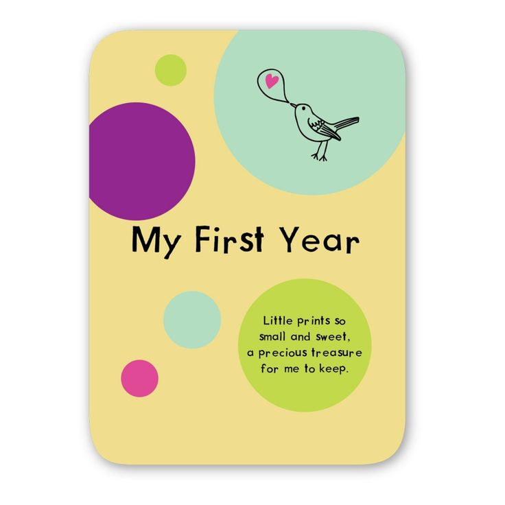 Capture these moments as they grow. Create lasting keepsakes of your baby first year milestones. Using the miraculous inkless print system this kit enables you to capture your child's hand or footprints at FOUR SEPARATE stages during your child's first year. For instance, from birth, 3, 6, and 12 months of age, to permanently record...