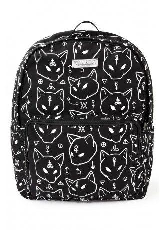 Killstar Azrael Backpack | Attitude Clothing