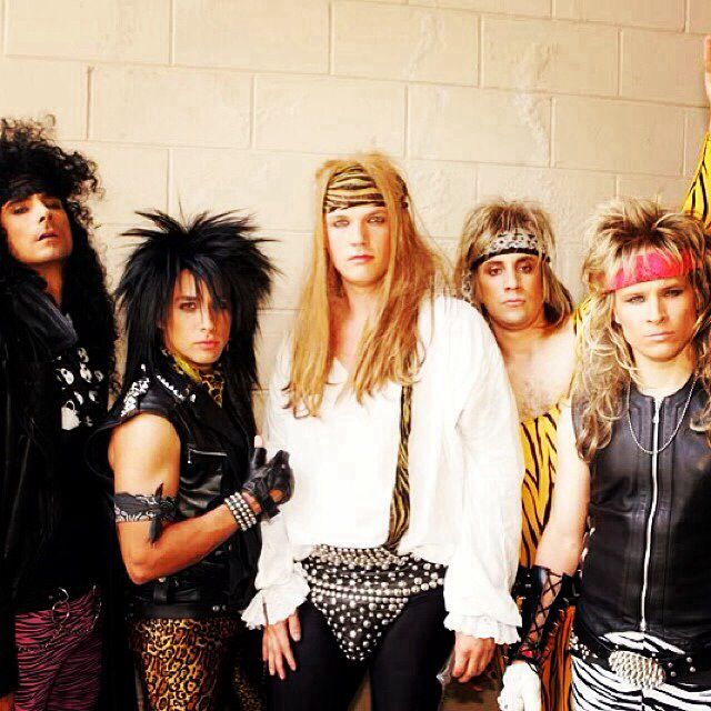 Backstreet boys I just want you to know rock star costumes