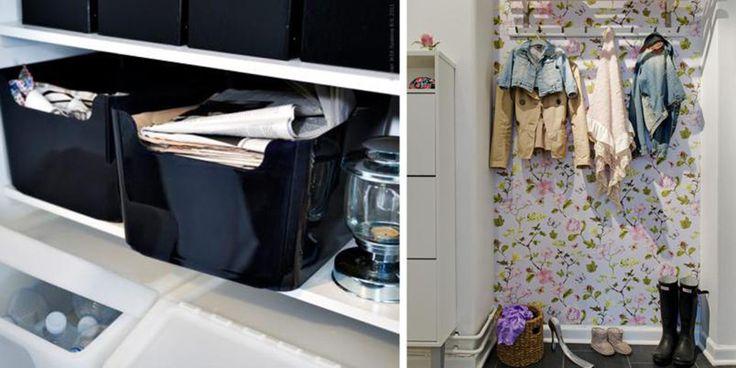 10 veier til mer plass i små leiligheter