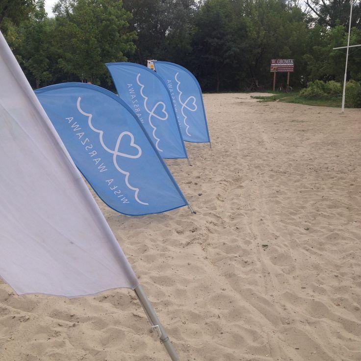 Nowa plaża tego sezonu: Plaża Romantyczna na Wawrze.
