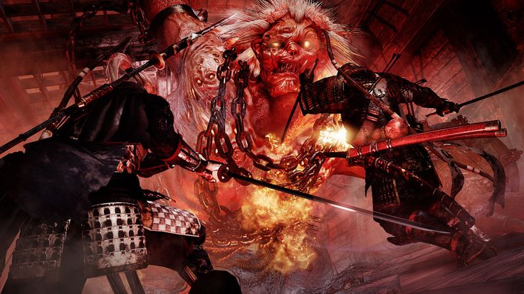 Action RPG #Nioh to be published by SIE, #PS4Pro enhancements detailed