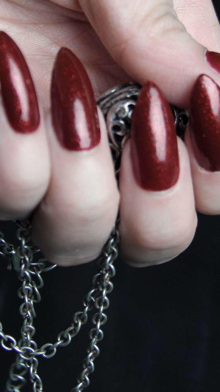 43 besten Nails Bilder auf Pinterest   Lange fingernägel ...