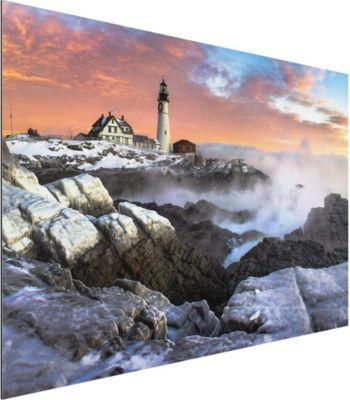 Alu Dibond Bild - Leuchtturm im Eis - Quer 2:3 50x75-22.00-PP-ADB-WH Jetzt bestellen unter: https://moebel.ladendirekt.de/dekoration/bilder-und-rahmen/bilder/?uid=ca37c206-2af0-5c1d-b234-a12d152dca94&utm_source=pinterest&utm_medium=pin&utm_campaign=boards #heim #bilder #rahmen #dekoration