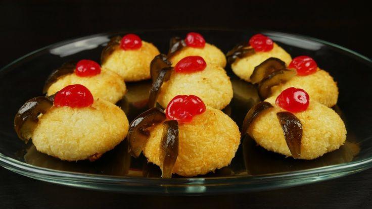 Λαχταριστά και πολύ εύκολα σπιτικά γλυκίσματα με ινδοκάρυδο
