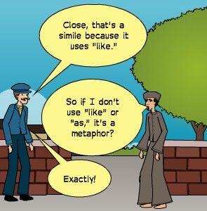 Metaphors and Euphemisms