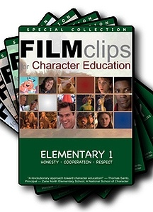 Film Clips for Character Education