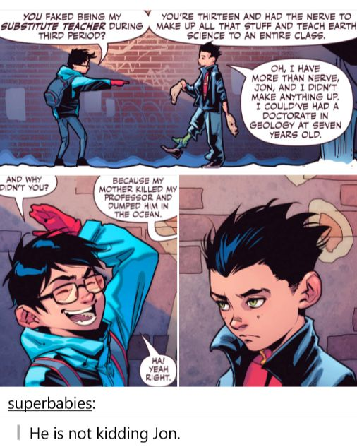 Damian and Jon