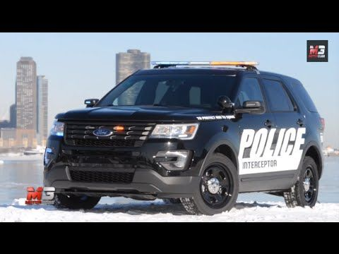 NEW #FORD POLICE INTERCEPTOR 2015 - FIRSTCOPS TEST DRIVE