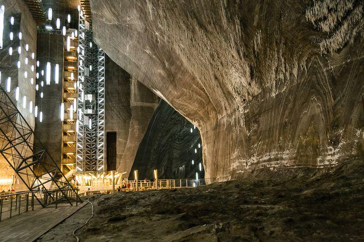 Salt Mine by Marin Mitrica on 500px
