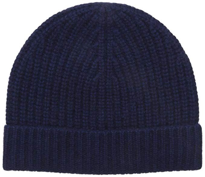 Sofia Cashmere Women s 100% Shaker Rib Hat Review  b19f349a835