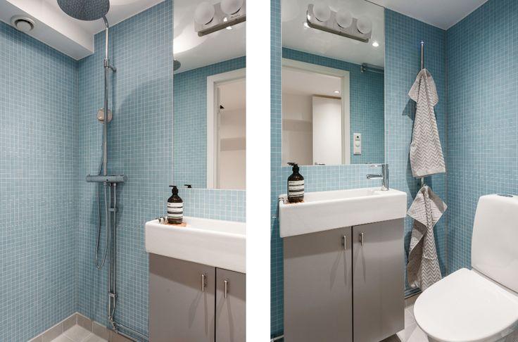 Nedre WC/dusch..