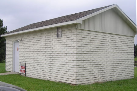 How to Build a Concrete Storm Shelter #stepbystep