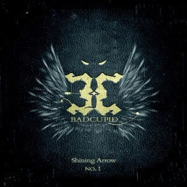 BADCUPID - Shining Arrow NO.I Release date . July 27th 2012