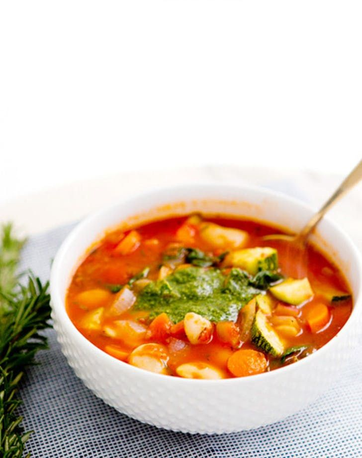 50 Winter Soups You Can Make In 30 Minutes In 2020 Hearty Vegetable Soup Vegan Vegetable Soup Soup Recipes