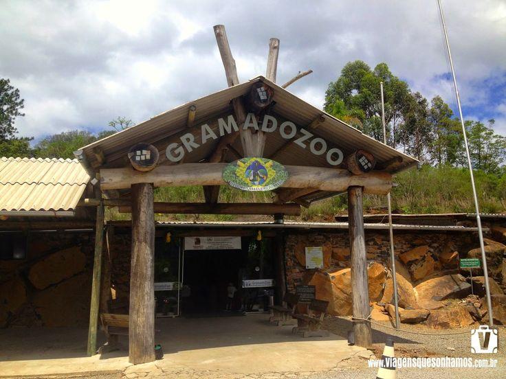 Viagens que sonhamos: Gramado Zoo, o zoológico de Gramado
