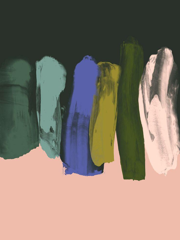 Adore this colour palette.